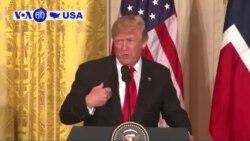 Manchetes Americanas 12 Janeiro: Trump nega, mas senador democrata reafirma que PR usou palavras de ódio