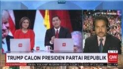 Laporan Langsung VOA untuk CNN Indonesia: Konvensi Partai Republik Hari Terakhir