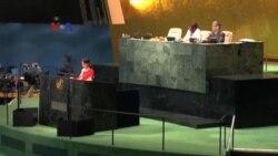 Tiada Perdamaian pada Hari Perdamaian Internasional