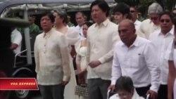 Dân chúng Philippines biểu tình đòi khai quật mộ của ông Marcos