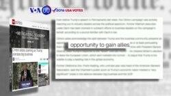 Manchetes Americanas 5 Julho: Atenções voltadas para as convenções