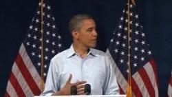 奧巴馬呼籲國會通過更多法案