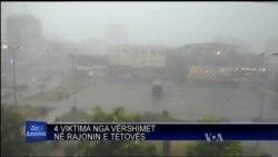 4 viktima nga vërshimet në Tetovë