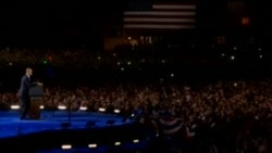 Obama g'olib, Romni mag'lub/Obama's victory, Romney's concession