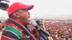 肯尼亞民眾等待總統選舉結果