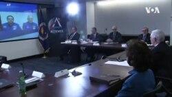 美國副總統彭斯下星期將啟動太空計劃