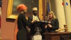 Ilhan Omar: de refugiada a deputada estadual americana