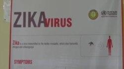 Zika ဗိုင္းရပ္စ္ မကူးစက္ေရး