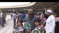 کراچی ایئرپورٹ: یمن سے واپس آنے والے پاکستانیوں کے تاثرات