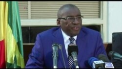 Allocution de Sidiki Kaba, ministre sénégalais de la Justice
