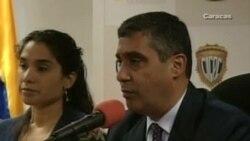 Autoridades venezolanas confirman detención de manifestantes