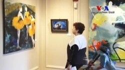 Strathmore Sanat Merkezi'nde 'Mavi Hayat' Sergisi