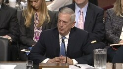 Mattis Talks about Strength of NATO