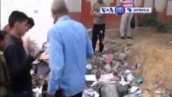 Manchetes Africanas 5 Novembro 2014