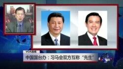"VOA连线:中国国台办:习马会双方互称""先生"""