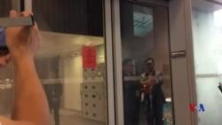 """香港立法會撤""""紅色警示""""局部重開"""
