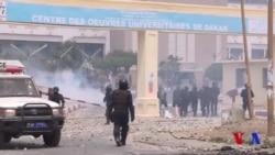 Nouveaux heurts dans des universités au Sénégal (vidéo)