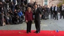 2016-11-18 美國之音視頻新聞: 奧巴馬呼籲川普對外不能倒退