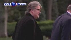 Mỹ: Chiến lược gia ra khỏi Hội đồng An ninh Quốc gia