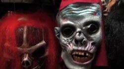2015-ci ilin Halloween kostyumları