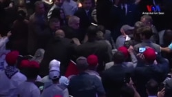 Erdoğan'ı New York'ta Protesto Edenlere Yaka Paça Müdahale