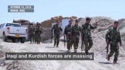 Iraqi, Kurdish Forces Massing on IS-held Hawija