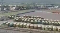 اعتصاب رانندگان اتوبوسرانی استان زنجان