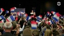 Накануне выборов во Франции: обещание Марин Ле Пен