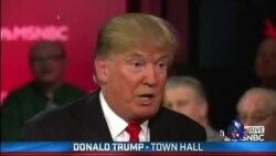 共和党总统参选人川普因堕胎问题受质疑