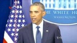 Presiden Obama Sampaikan Belasungkawa bagi Korban Penembakan Orlando dan Komunitas LGBT
