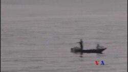 Pêche artisanale des fretins sur le lac Kivu à Goma (vidéo)