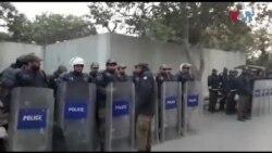 وفاقی تحقیقاتی ادارے کا مسلم لیگ (ن) کے دفتر پر چھاپہ