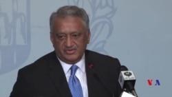'داعش' کے خطرے سے آگاہ ہیں: قاضی خلیل اللہ