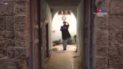 20 տարեկանում. Արաբ արվեստագետը