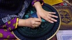 مغلیہ دور کی یاد دلاتا 'جندری آرٹ'