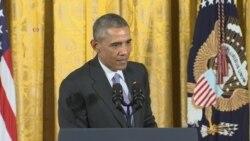 Obama Calls Out Critics of Iran Nuclear Accord
