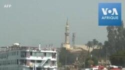 Coronavirus : 45 cas suspects sur un bateau de croisière sur le Nil