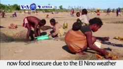 VOA60 Africa - Madagascar: Nearly 1.2 million people are now food insecure