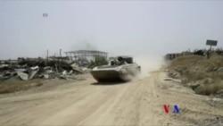 敘反叛武裝棄守大馬士革附近地區(粵語)