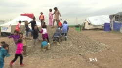 Advances Against Islamic State Not Enough, Displaced Iraqis Say