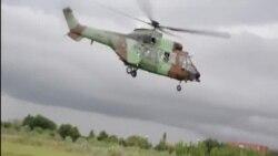 Shqipëri, qëllohet helikopteri i ushtrisë