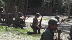 """走进美国:古今军事穿越盛会""""历代军事"""""""