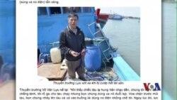 Thêm một tàu cá Việt bị Trung Quốc tấn công