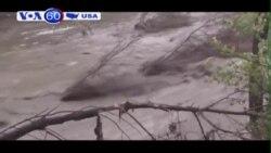 Lũ lụt nghiêm trọng tại California đang chịu hạn hán (VOA60)