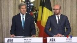 美國協助比利時全力反恐