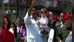 Venecuela: Poraženi osporava izbornu pobjedu pobjedniku