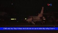 Các cựu tù nhân Mỹ rời Iran sau thỏa thuận trao đổi tù nhân