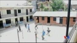 2015-05-13 美國之音視頻新聞﹕尼泊爾繼續發生餘震