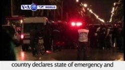 VOA60 World- Tunisia: Death toll rises to 13 in jihadist attack on presidential guard