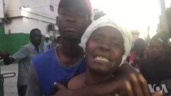 Ayiti: Yon Adolesan 14 Zan Pèdi Lavi l Anba Bal nan Pòtoprens